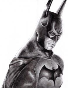 Amazing Batman Pencil Drawing Easy Batman Pencil Drawing | Batman | Batman Comics, Batman, Pencil Drawings Pic