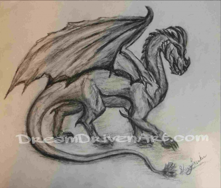 Amazing Dragon Pencil Drawing Techniques Rhpinterestcom Sketches In Drawing Rhpinterestnz Dragon Dragon Image