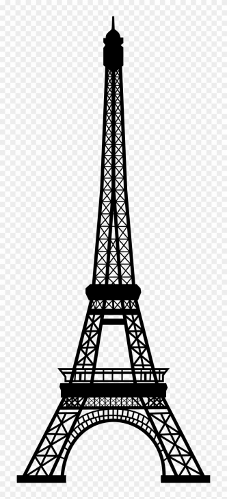 Amazing Eiffel Tower Pencil Drawing Courses Download Eiffel Tower Clip Art - Eiffel Tower Pencil Sketch - Png Photo