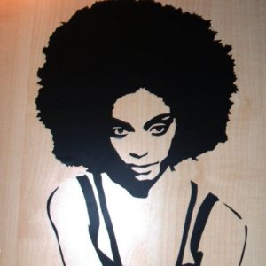 Amazing Girl Stencil Art Courses Stencil Art Woman | Thinking About Stencils | Art, Stencil Art Pictures