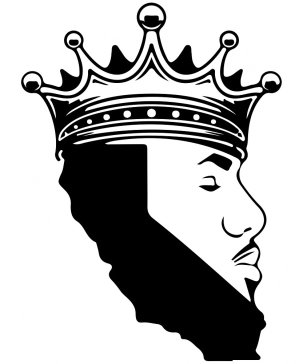 "Amazing Lebron James Stencil Art Techniques King Lebron James California Design"" By Trendzuniversal 
