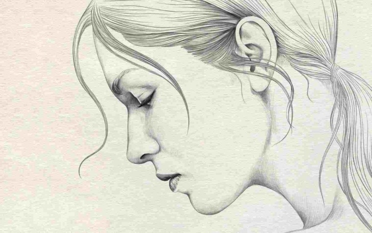 Amazing Pencil Sad Drawing Lessons How To Draw A Sad Face Girl Pictures