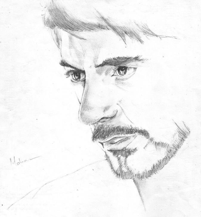 Amazing Robert Downey Jr Pencil Sketch Easy Robert Downey Jr Pencil Sketch | My Sketches | Sketches, Pencil Images