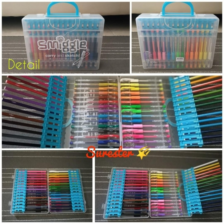 Amazing Smiggle Carry And Sketch Courses Smiggle Carry And Sketch, Books & Stationery, Stationery On Carousell Pictures
