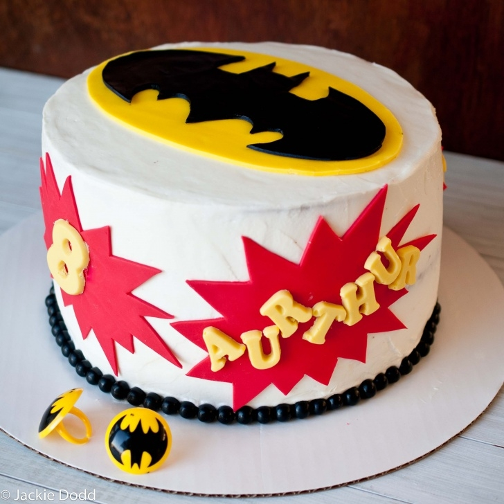 Awesome Batman Cake Stencil for Beginners Super Simple Batman Cake With Free Printable Templates Picture