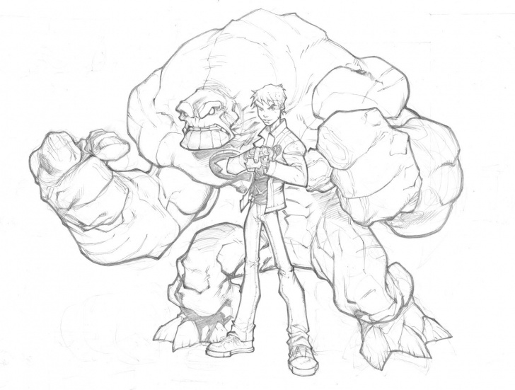 Awesome Ben 10 Pencil Drawing Lessons Ben 10 Sketch By Mikebowden.deviantart On @deviantart | Pics In Picture