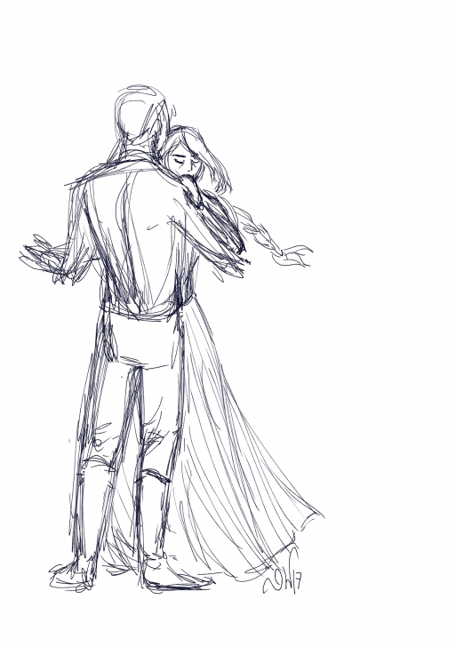 Awesome Dancing Couple Sketch Tutorial Dancing Couple Drawing At Paintingvalley | Explore Collection Of Pics
