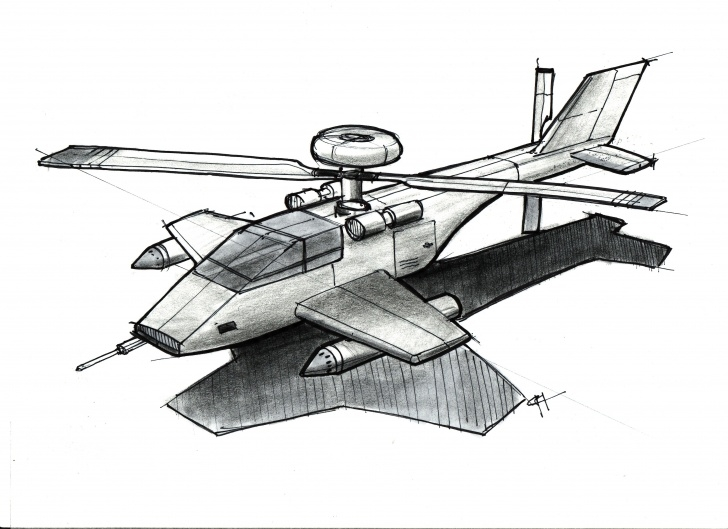Awesome Helicopter Pencil Drawing Courses 8+ Splendid Helicopter Pencil Sketch Photos - Sketch - Sketch Arts Pic