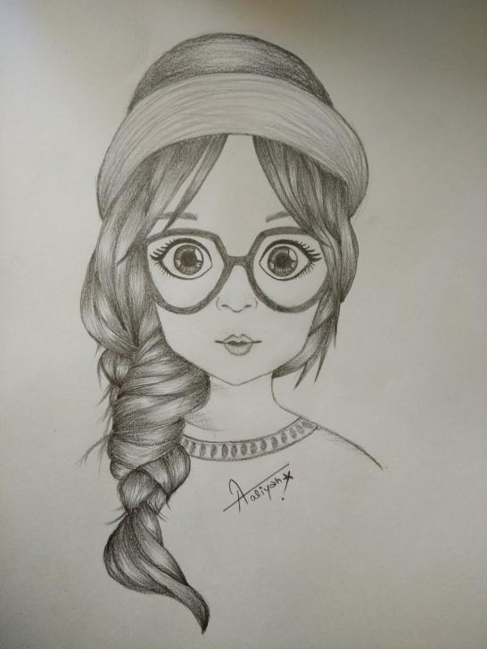 New Pencil Sketch