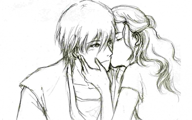 Awesome Pencil Sketches Of Cute Couples Hugging Tutorials Pencil Drawings Of Couples Hugging Picture