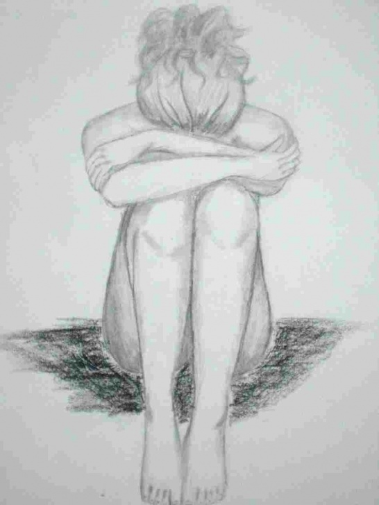 Awesome Sad Love Pencil Sketches Step by Step Pencil-Sketches-Gallery-Of-Drawing-Rhdrawingslycom-Sad-Sad Pic