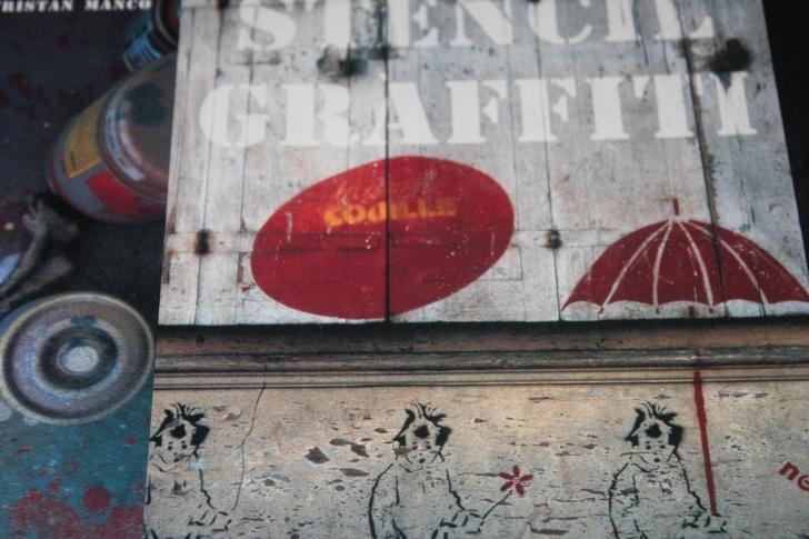 Awesome Tristan Manco Stencil Graffiti Easy Stencil Graffiti Pictures