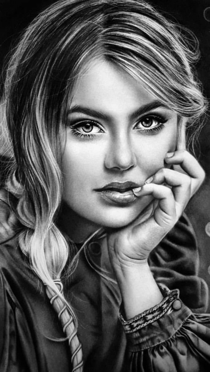 Best Amazing Charcoal Drawings Ideas 45+ Amazing Charcoal Drawings! How To Get Started Drawing With Pic