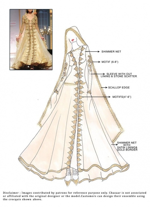 Best Anarkali Dress Pencil Sketch Lessons Menlo Park | How-2-Drape-Saree !! | Fashion Illustration Dresses Picture