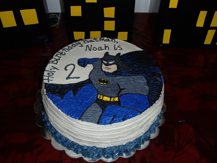 Best Batman Cake Stencil Step by Step Batman Cake Stenciled & Free Hand Piped With Homemade Butter Cream Photos