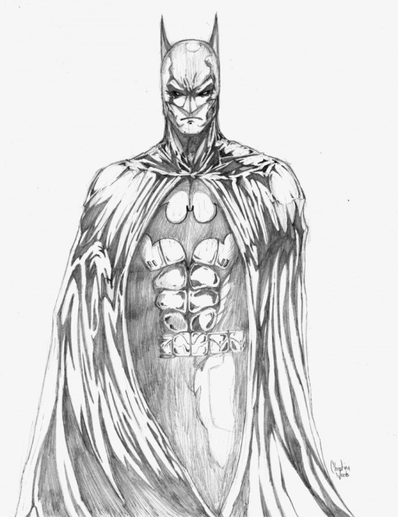Best Batman Pencil Sketch for Beginners Batman Drawings In Pencil | Downloads | Drawings For Friends Nd Pictures