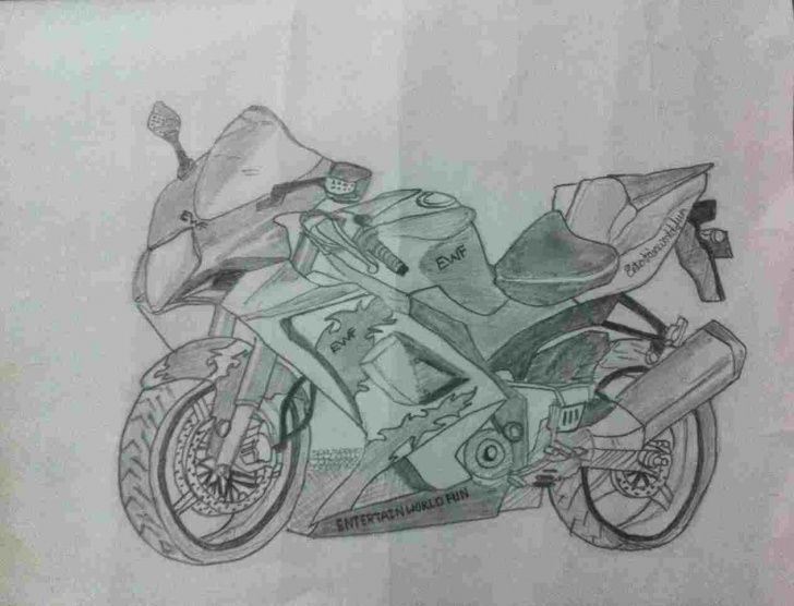 Best Bike Pencil Sketch Courses Techniques-To-Make-Rhartpickscom-Bike-Best-Drawing-Pencils-For Pictures
