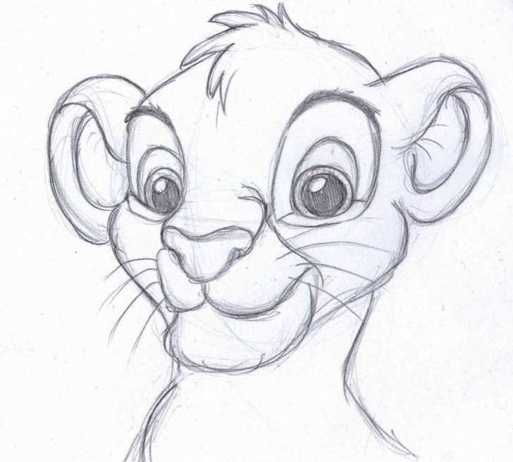 Best Cartoon Pencil Sketch Step by Step Pencil Drawing Images Cartoons Simple Pencil Drawings Cartoon The Picture