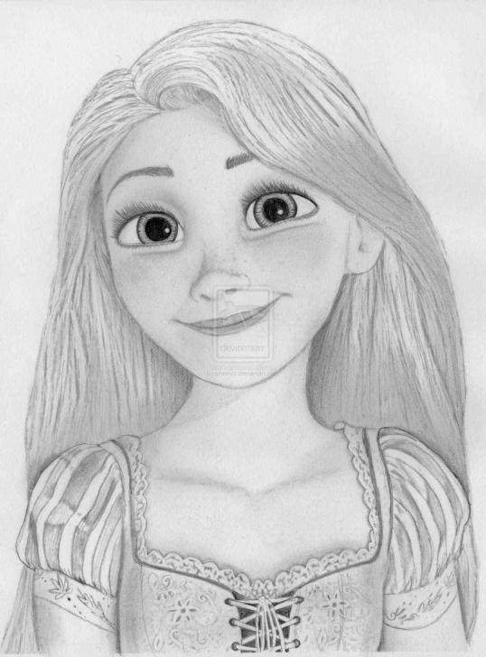 Best Disney Princess Pencil Drawing Simple Disney Princess Pencil Sketch At Paintingvalley | Explore Pic