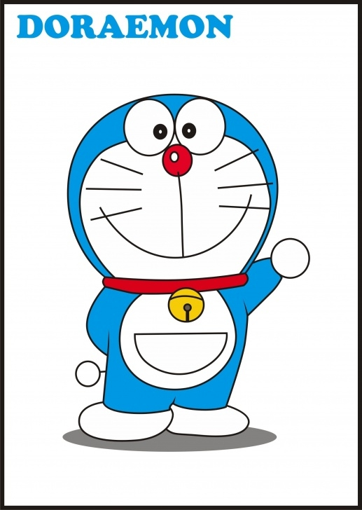 Best Doraemon Pencil Sketch Tutorial Pin Oleh Crafty Annabelle Di Doraemon Printables Di 2019 | Doraemon Pics