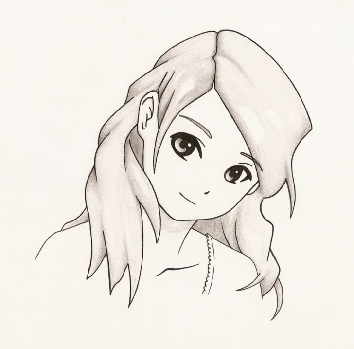 Best Easy Anime Drawings In Pencil Free 9+ Best East Anime Drawings Sketch Photos - Sketch - Sketch Arts Pic