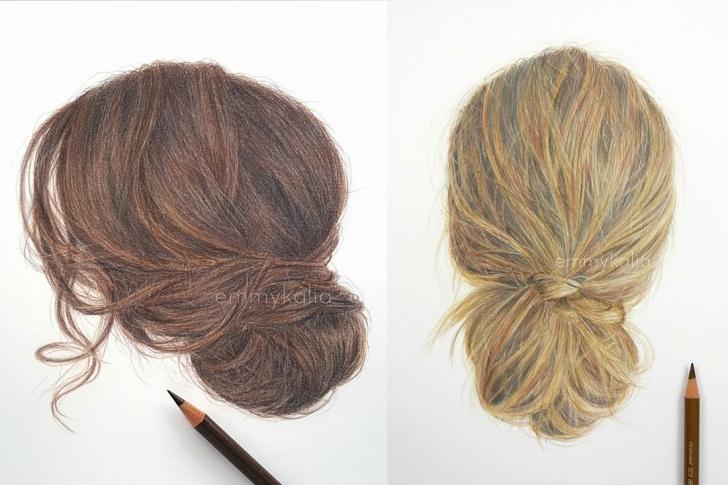 Best Emmy Kalia Art Techniques for Beginners Emmy Kalia - Pencil Artist Teacher From The Netherlands – Stuvvz.*= Picture