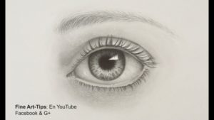 Best Eye Pencil Drawing Free How To Draw A Realistic Eye - With Pencil- Drawing Tutorial Pictures