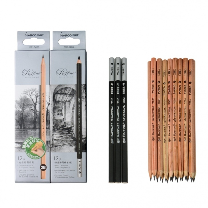 Best Graphite Pencils In Order Lessons Us $15.99 |Sketch Pencil Drawing Pencil Set,sketching Art Kit For Sketch/  Graphite Pencils, Erasers Craft Knife For Students,kids & Adults-In  Standard Picture
