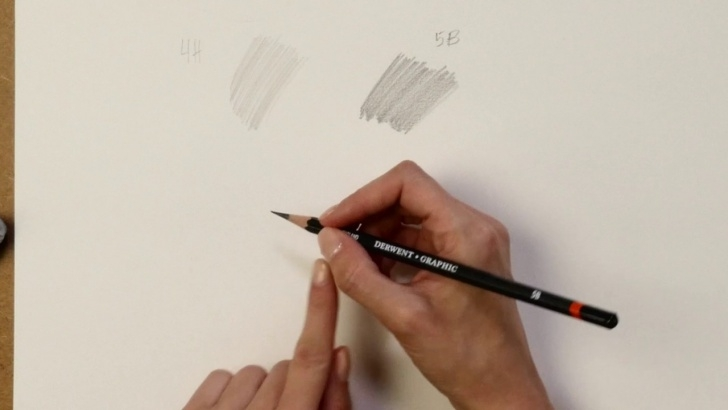 Best Graphite Pencils Lightest To Darkest Easy How To Draw The Lightest Values With Any Graphite Pencil Pic
