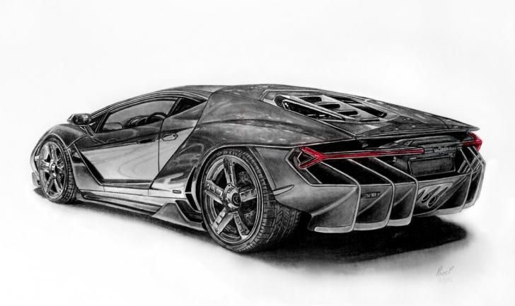 Best Lamborghini Pencil Drawing Step by Step Lamborghini Pencil Sketch And Lamborghini Drawing, Pencil, Sketch Pics
