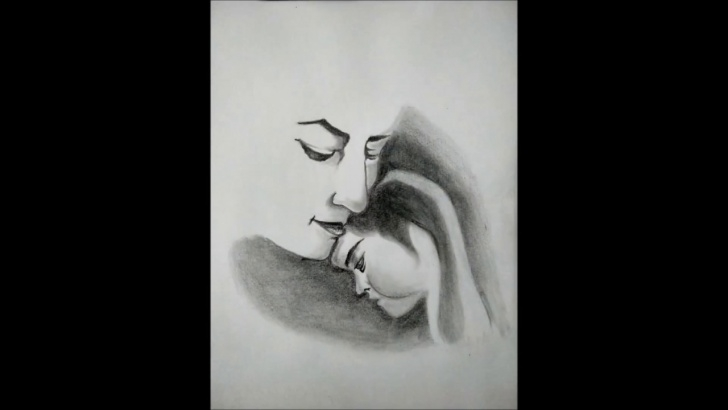 Best Mothers Love Pencil Drawing Free Pencil Sketch Of Mother's Love Pictures