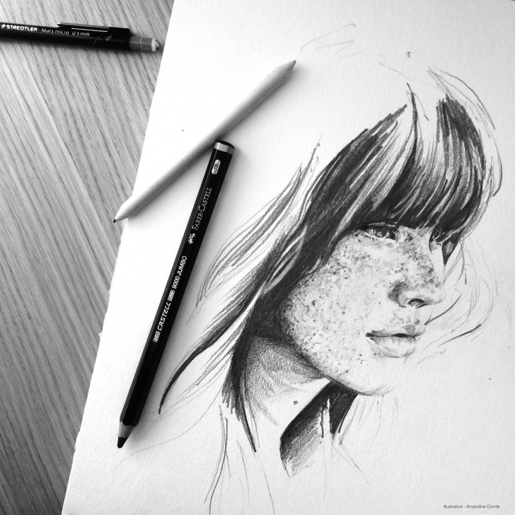 Best Pencil And Ink Drawings Step by Step Design Stack: A Blog About Art, Design And Architecture: Ink Image