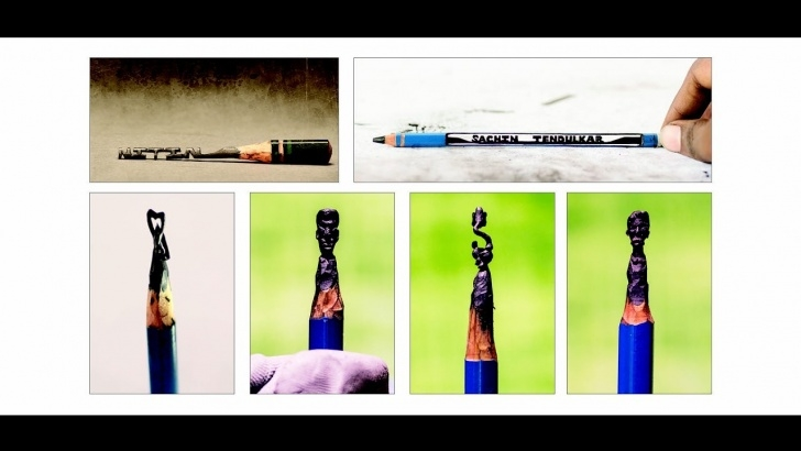 Best Pencil Carving Heart Techniques for Beginners Pencil Carving | Heart | Paanchat Studio Pic