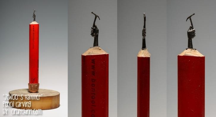 Best Pencil Carving Pencils Ideas Pencil Lead Carvings - Cindy D Chinn Pictures