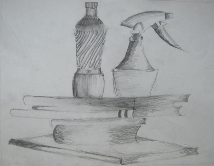 Best Pencil Shading Objects Ideas Pencil Shading Of Ordinary Still Life Objects | Middle School Art Pics