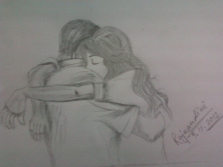 Best Pencil Sketches Of Cute Couples Hugging Techniques for Beginners Sketches Of Couples Hugging At Paintingvalley | Explore Photos