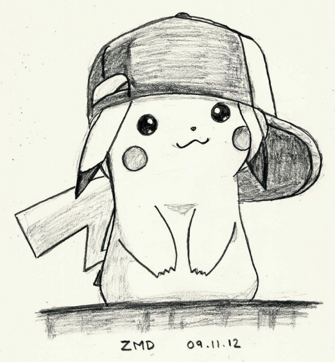 Best Pikachu Pencil Drawing Techniques for Beginners Chibi Pikachu, Chikorita, Piplup - Buscar Con Google | Everything Pics