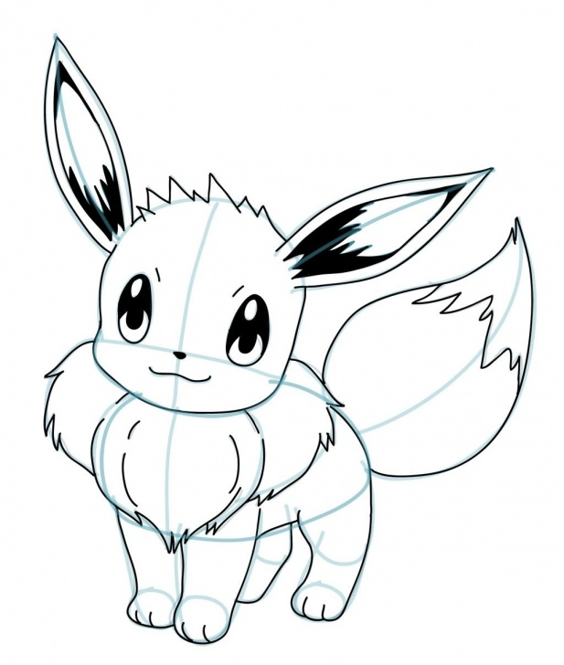 Best Pokemon Drawings In Pencil Easy Techniques Drawing Eevee Pokemon Tutorial | Drawing In 2019 | Pikachu Drawing Photo