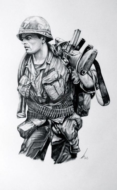 Best Soldier Pencil Drawing Ideas Image Result For Pencil Drawings Of Ww2 Soldiers | What Tom Likes To Pic
