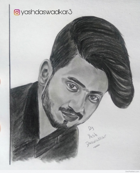 Best Yash Pencil Sketch Tutorials Paintings By Yash Daswadkar Photos