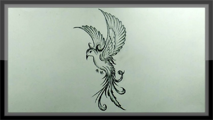 Excellent Beautiful Pencil Shading Drawings Easy Pencil Drawing And Shading A Beautiful Flying Bird Easy Photo