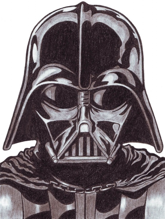 Excellent Darth Vader Pencil Drawing for Beginners Darth Vader (Charcoal Pencils) | Pencil/pen Art In 2019 | Star Wars Picture