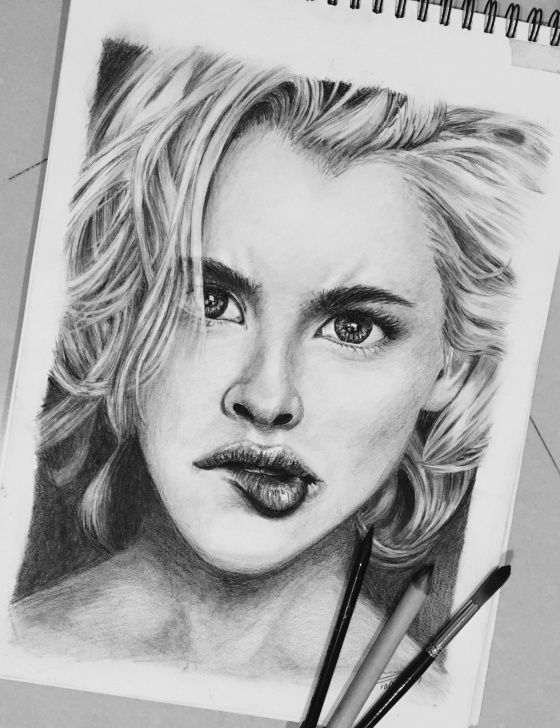 Excellent Drawing Using Charcoal Pencil Ideas A Charcoal Pencil Drawing Done Using Mont Marte Woodless Charcoal Picture