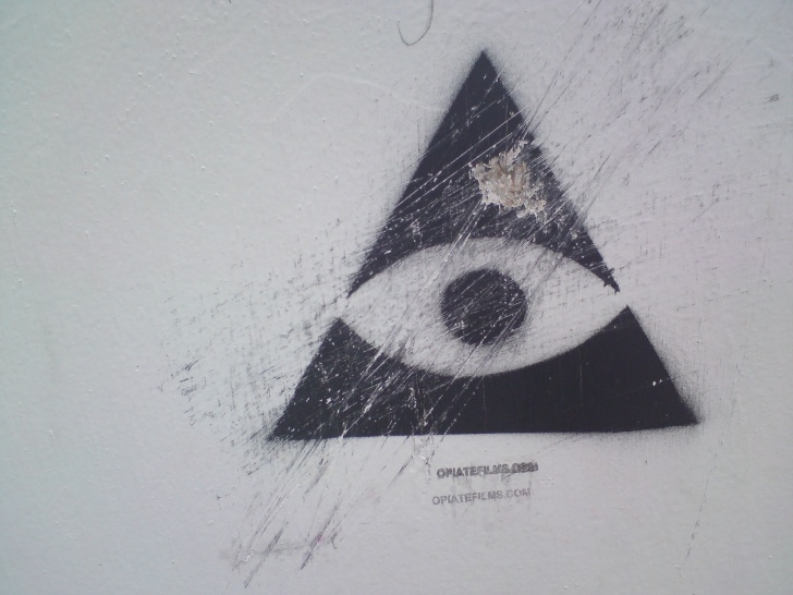 Excellent Eye Stencil Art Ideas All Seeing Eye #stencil | Eye See You | All Seeing Eye, All Seeing Photos