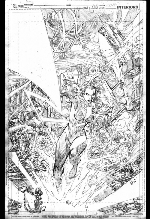Excellent Ivan Reis Pencils Techniques for Beginners Meeeera By Ivanreisdc | Ivan Reis In 2019 | Comic Books Art, Comic Pic