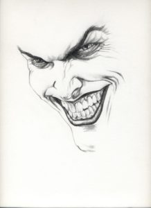 Excellent Joker Pencil Sketch Techniques Joker Drawing … | Drawings In 2019… Images