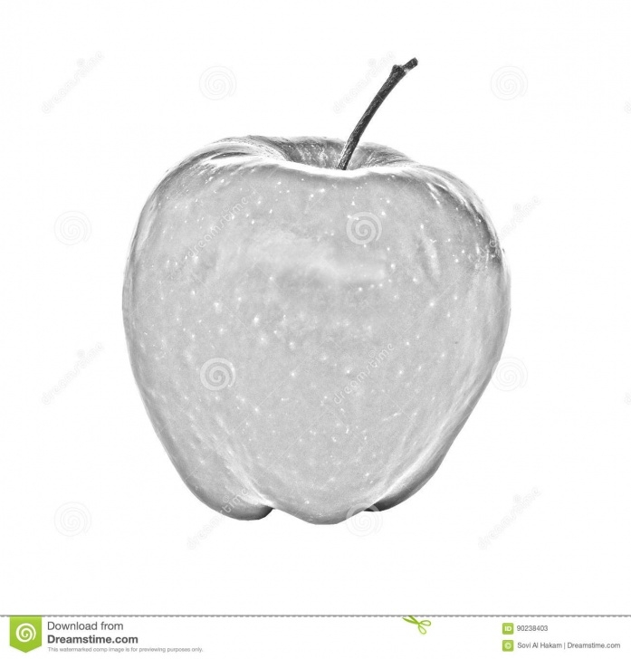 Excellent Pencil Sketch Of Apple Tutorials Pencil Sketch Of Apple Stock Image. Image Of Sketch, Pencil - 90238403 Pictures
