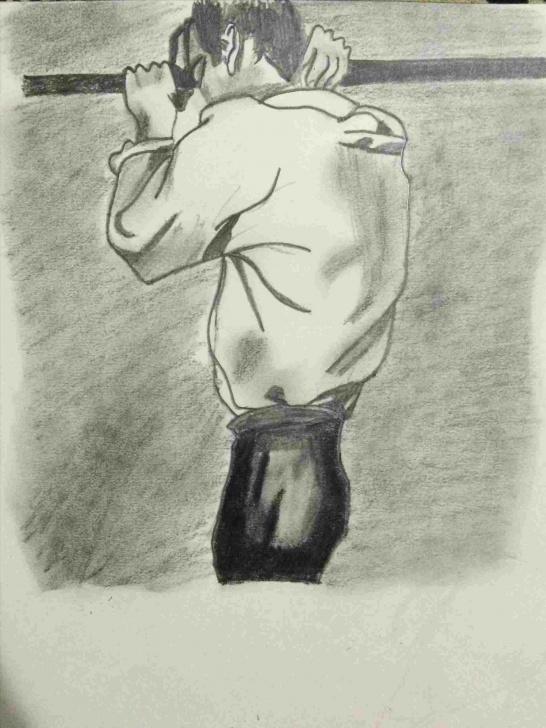 Excellent Sad Boy Pencil Art Ideas Pencil Sketch Of A Sad Boy Pic