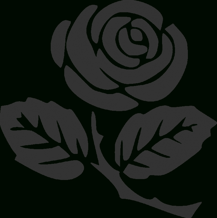 Excellent Stencil Art Pinterest Techniques for Beginners 1000+ Images About Rose Silhouette On Pinterest | Silhouette Image