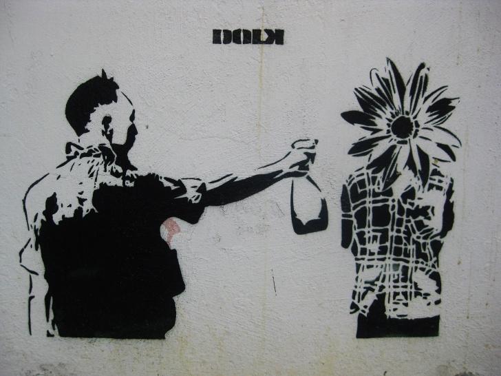 Excellent Stencil Street Artists Techniques Dolk (Artist) - Wikipedia Images